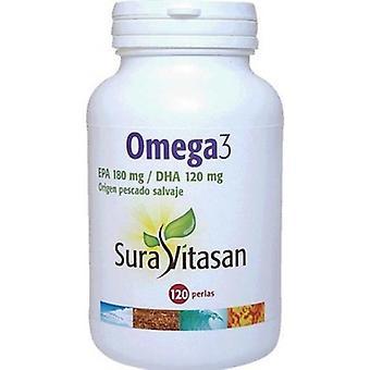 Sura Vitasan Omega 3 1200 milligrams 120 Pearls