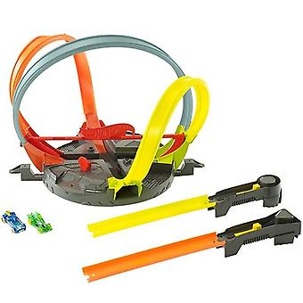 Hot Wheels Double Impact Track Car Toy