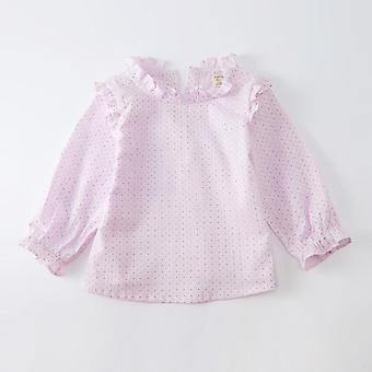 Linen Cotton Princess Blouses