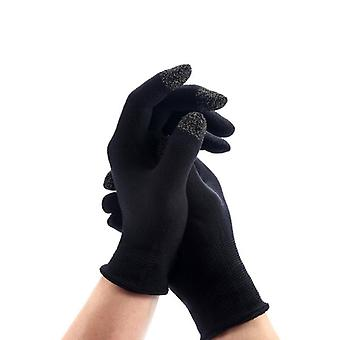 Game Controller Finger Cover Sweat Proof Gaming Finger Gloves