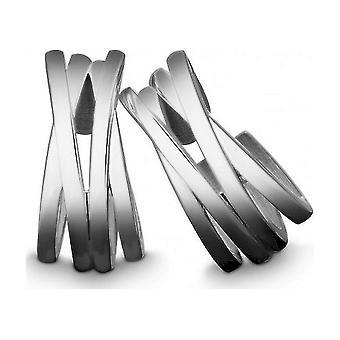 QUINN - Creolen (Paar) - Damen - Silber 925 - 360540