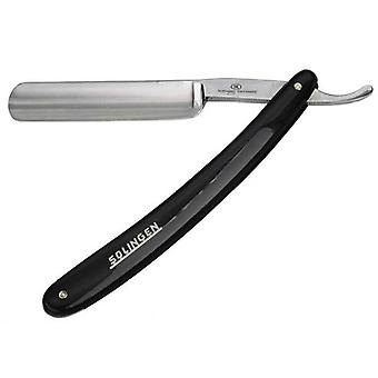 "HK Solingen Straight Razor 5/8"" Black"