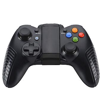 Gamepad Handle Console for iOS, Wireless Bluetooth Game Controller Gamepad Gamepad Grip Grip for Android / iOS / PC(black)