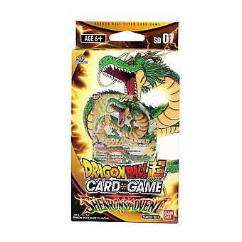 Dragon Ball Super CG: Starter Deck SD07 Shenron's Advent