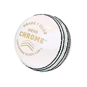 Gunn & Moore GM Cricket Chrome Grade 1 Club Ball English Leather - Mens