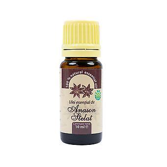 Stjärna anis eterisk olja (illicium verum) 100% ren utan tillsats av 10 ml