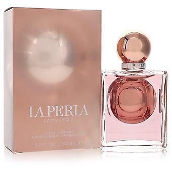 La mia perla eau de parfum spray by la perla 557043 50 ml