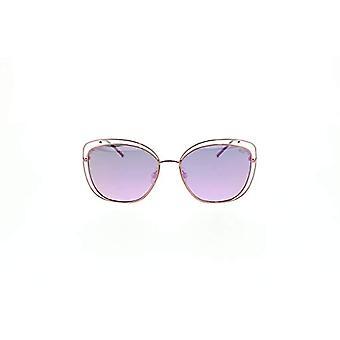 HIS HPS04101-2 - Smoke With Pinkish Revo Sunglasses