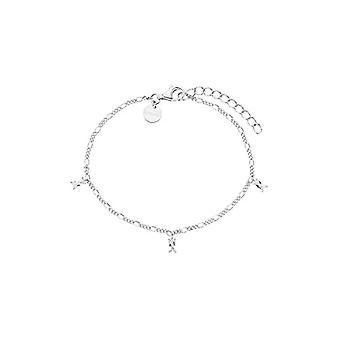 NOELANI Sterling 925 silver women's bracelet, with zircons(6)