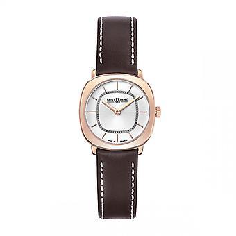 Watch Women Saint Honor 7170908AIR - Leather Strap Brown