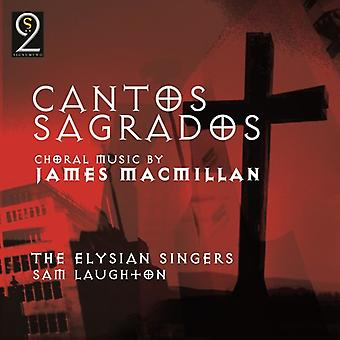 J. Macmillan - Cantos Sagrados: Choral Music by James Macmillan [CD] USA import