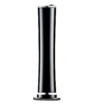 Black electric peeling foot grinding machine, usb rechargeable auto pedicure machine az8747