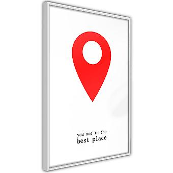 Poster - You Are in the Best Place [Poster]