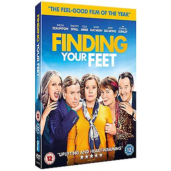 Finding Your Feet DVD