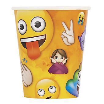 Tassen Emoji, 8Pcs.