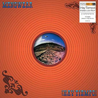 Herrkläder - Hay Tiempo Clear Vinyl