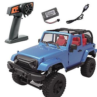 For rbrc 1:14 wrangler rc car model toy simulate 2.4g four-wheel drive car