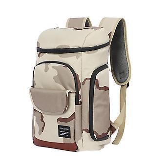 Cooler Backpack Insulated Backpack Cooler Fresh-keeping Bag Wine Beer Backpack Leak-Proof