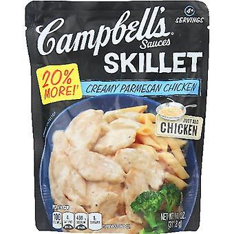Campbells Sauce Crmy Parmesan Chkn, Cas de 6 X 11 Oz