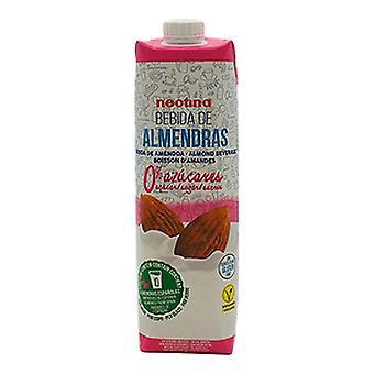 Rastlinné nápoje Nectina Mandle Bez pridaných cukrov (1 l)