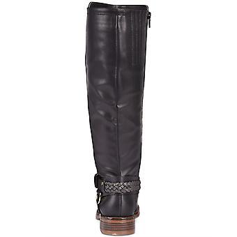 XOXO Womens Mauricia Wide Calf Tall Boots