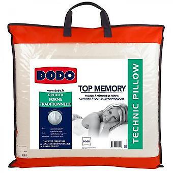 Dodo Top Memory Pillow