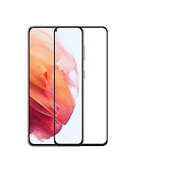 iCoverCase - Samsung Galaxy S21 - Schermbeschermer van eind tot eind