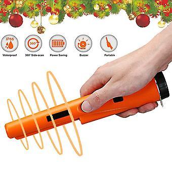 (Orange) Metaldetektor GP-POINTER Pin Pointer Vandafvisende håndholdt guld Pinpointer