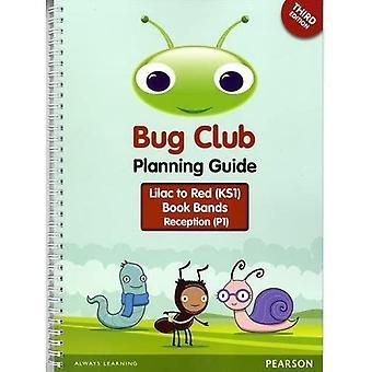 INTERNATIONAL Bug Club Planning Guide Reception 2017 edition (BUG CLUB)