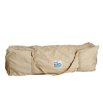 Nouveau sac de tente cloche en toile design avec poignées extra fortes