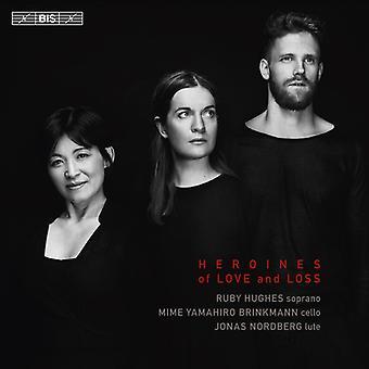 Anonieme / Bennet / Nordberg - heldinnen van liefde & verlies [SACD] USA import