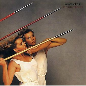 Roxy Music - Flesh & Blood [CD] USA import