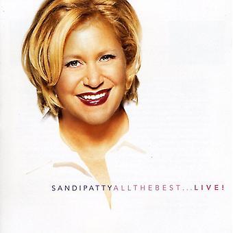 Sandi Patty - All the Best Live! [CD] USA import