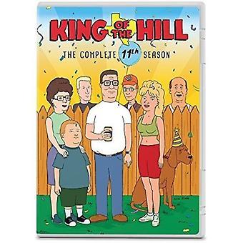 Koning van de heuvel: seizoen 11 [DVD] USA import