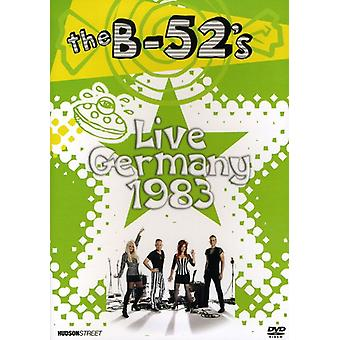 B-52's - Live Germany 1983 [DVD] USA import