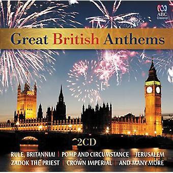 Great British Anthems - Great British Anthems [CD] USA import