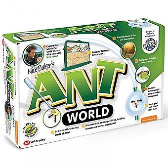 Mój zestaw świat życia świata Ant