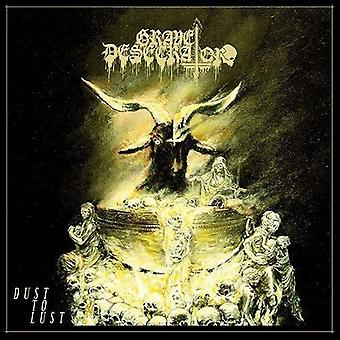 Grave Desecrator - Dust to Lust [CD] USA import