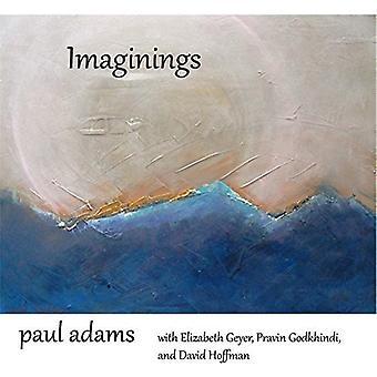 Paul Adams - fantasieën [CD] USA import