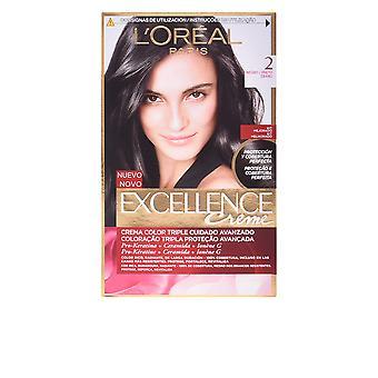 L'Oréal Excellence Creme Tinte #2-negro pour compenser les femmes
