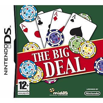 The Big Deal (Nintendo DS) - Neu