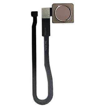 Capteur d'empreintes digitales pour Huawei mate 10 Pro Flex Flex cable bouton à la maison entrer bouton rose