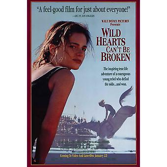 Wild Hearts Cant Be Broken Movie Poster (27 x 40)