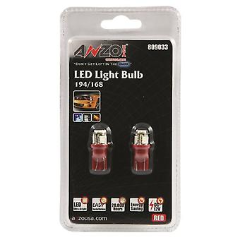 Anzo VS 809033 Red ' 194/168' lamp