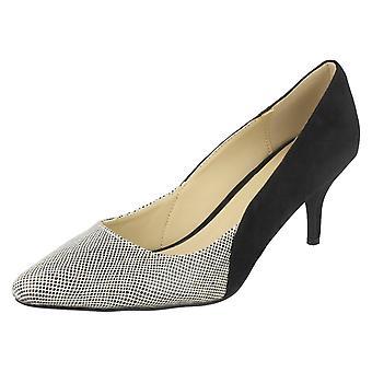 Doamnelor Anne Michelle Snake Print Curtea pantofi