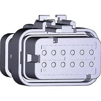 TE połączenia gniazda obudowy - kabel AMPSEAL16 łączną liczbę pinów 12 776533-3 1 szt.