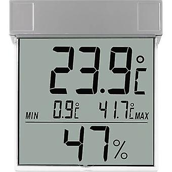 TFA Dostmann 30.5020 Window thermometer Grey