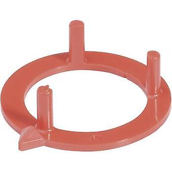 OKW A4231002-osoitin punainen sopii 31 mm:n kääntö nupille 1 kpl (s)
