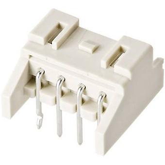JST S02B-XASS-1 (LF)(SN) S02B-XASS-1 (LF)(SN) multi-pinsconnector, XA-serie aantal pins: 2 nominale stroom (details): 3 A