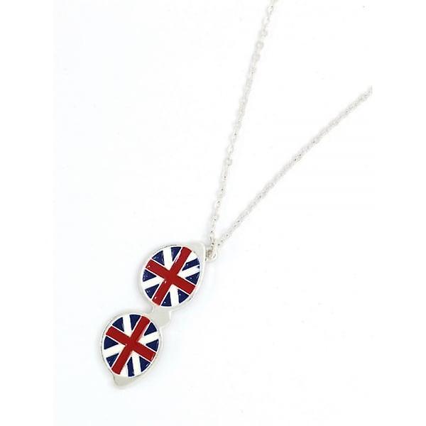 Union Jack Wear Union Jack Sunglasses Necklace